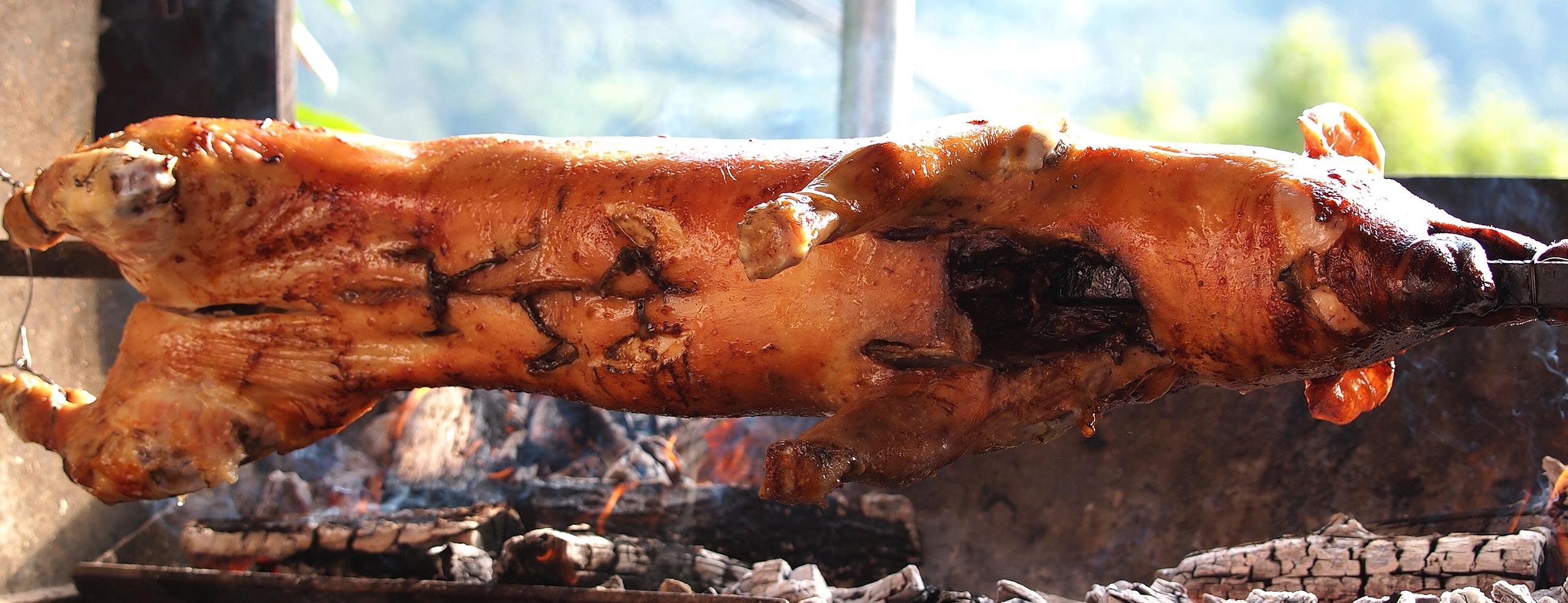 pig roast catering